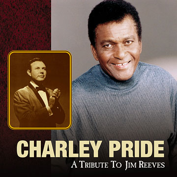 A Tribute To Jim Reeves by Charley Pride cover art image picture