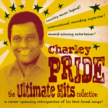 The Ultimate Hits Collection by Charley Pride cover art image picture