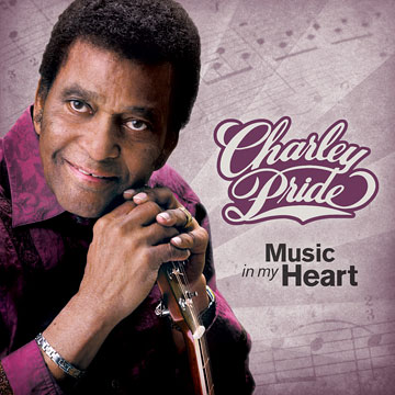 Music In My Heart by Charley Pride cover art image picture